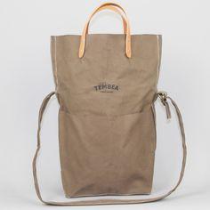 Tembea | Messenger Bag in Khaki Canvas | Personal | Share Design | Home, Interior & Design Inspiration