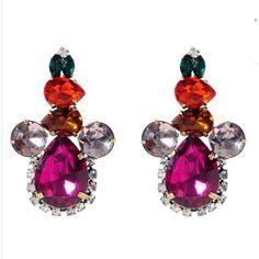 Flutter #fashion #earrings #jewlery