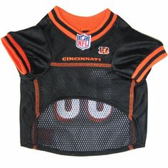 NFL PET JERSEY  Football Licensed Dog Jersey  32 NFL Teams Available  Comes in 6 Sizes  Football Pet Jersey  Sports Mesh Jersey  Dog Jersey Outfit  NFL Dog Jersey -- You can get more details by clicking on the image.