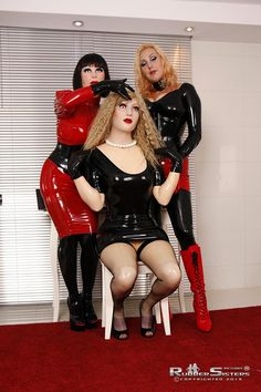 What a pretty #doll @KatjaLynx & Miss Pony & me shows you a perfect #transformation video at http://rubbersisters.com