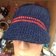 Unisex crochet hat