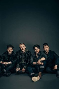 Brad Simpson Connor Ball James McVey Tristan Evans The Vamps Wallpaper Meet The Vamps, Brad The Vamps, James The Vamps, Bradley Simpson, Married In Vegas, Will Simpson, New Hope Club, Dylan Sprouse, Bae