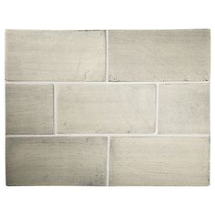 "Complete Tile Collection Tiepolo Tileworks Ceramic Tile, Charcoal Gloss - 2"" x 4""  Field Tile, MI#: 234-C1-315-004, Color: Charcoal"