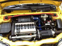 peugeot 106 s16 supercharged bemani   106 rallye   pinterest