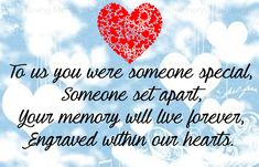 Set Apart, Condolences, In Loving Memory, Memories, Words, Memoirs, Souvenirs, In Remembrance, Remember This