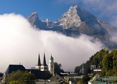 Berchtesgaden & the Watzmann~Germany Hans-Joachim Bittner  If you are a Germany Lovers, check out this Germany collection, you may like it :)  https://etsytshirt.com/germany  #germanylovers #ilovegermany