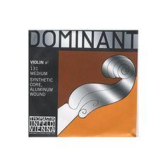 Thomastik Dominant Violine 4/4-A-Saite 131 Aluminium umsponnen