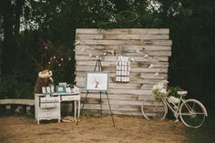 This Romantic Pastel Wedding Is So On-Trend #refinery29  http://www.refinery29.com/vintage-wedding-decor#slide15