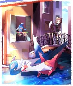 Today is Latias Day! Latias Day only happens in August 5 for Japan per each year. Art by Picca_ I love the Eon Duo. They always surprise me because of one thing: They show up and become catchable in the next certain Pokemon game(s. Latios Pokemon, Latios And Latias, Pokemon Movies, Type Pokemon, Pokemon Fan Art, Pokemon Games, Pokemon Stuff, Pokemon People, All Legendary Pokemon