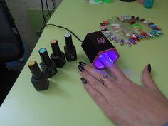 UV LED nail lamp. by TanyaAkinora - Thingiverse