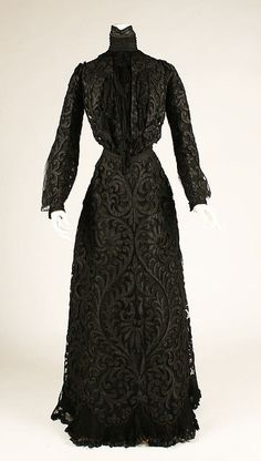 Dress  1902  The Metropolitan Museum of Art