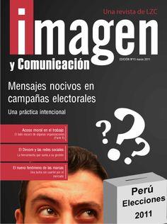 Edición N°15 de la Revista Imagen y Comunicación