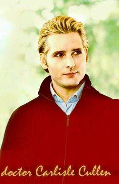 Carlisle Cullen in #Twilight