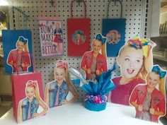 Jojo Siwa Birthday, 11th Birthday, 6th Birthday Parties, Birthday Ideas, American Girl Storage, Jojo Siwa Outfits, Bday Girl, Glow Party, Birthday Decorations