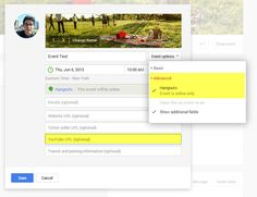 How To: Manage Hangouts On Air with Google+