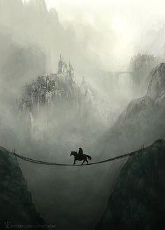 Concept - Traversée des Monts ARKH [ELYANT, Arc II]
