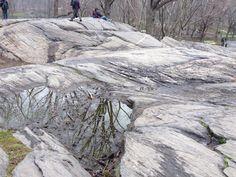 Memorial Park Rock in NYC