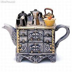 Amazing Tea Pots - 30 Pics