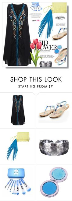 """""""Sundress"""" by sans-moderation ❤ liked on Polyvore featuring The Volon and newchic"""
