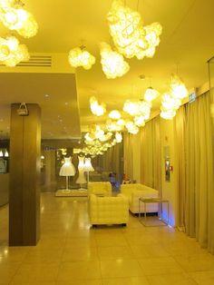 Hotel Maison Moschino Milan, Italy #hotelinteriordesign