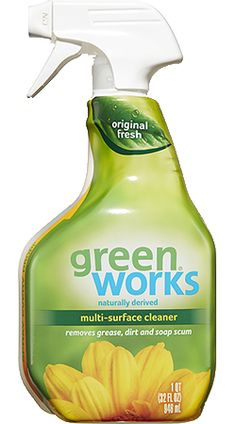 Products | Cleaning Products - Natural Household Cleaners | Green Works