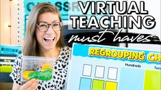 MUST HAVES for Virtual Teaching! Pocketful Of Primary, Lakeshore Learning, Future Videos, Google Classroom, My Teacher, Must Haves, Teaching, School, Youtube