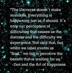 The Universe doesn't make mistakes.it is by divine order. Didgeridoo, Quotes To Live By, Me Quotes, Encouragement, Spiritus, Yoga, Change, Inner Peace, Inspire Me
