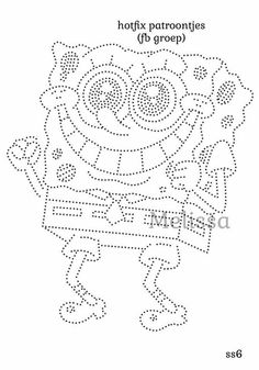 Preschool Fine Motor Skills, Pvc Pipe Projects, Nail String Art, Rhinestone Transfers, Paper Embroidery, Pictures To Draw, Minions, Rhinestones, Stitch Patterns