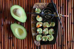 nutrition stripped veggie sushi rolls