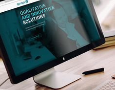 "Check out new work on my @Behance portfolio: ""Redesign + Webdesign for a…"