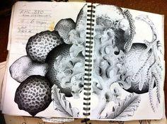 maria chatzinikolaki  - sketchbook