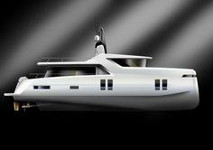 Designed by Serdar SismanSnapper Trawler 20m