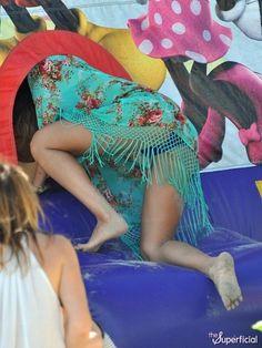 Jessica Alba Bikini Photos: Malibu
