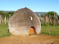 Beehive hut from http://cooneyworldadventures.com/south-africa-swaziland-wild-coast-xhosa/