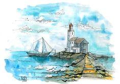 Пейзажи Анастасии Моревой