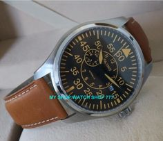 Parnis automatic 44mm