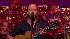 """Dave Matthews Band - Letterman - 2015.05.08 - """"What Would You Say"""""""