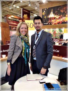 Thai Rent A Car @Denise H. Fuller Tourismus Borse ณ กรุงเบอลิน ประเทศเยอรมันนี