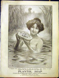 Vintage Soap ads-- framed for an easy diy vintage bath picture. Vintage Advertising Posters, Old Advertisements, Vintage Posters, Advertising Ads, Vintage Ephemera, Vintage Ads, Vintage Images, Bath Pictures, Bathroom Pictures