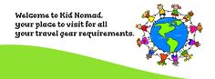 Kid Nomad - the place to share your travel stories with the world!