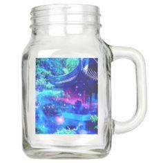 Serenity Garden Mason Jar