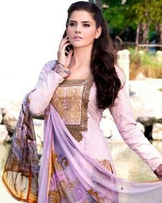 Mahiymaan Lawn Collection 2013 for women by Al Zohaib Textiles