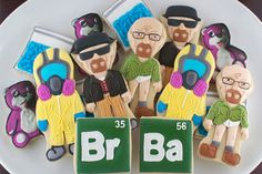 Breaking Bad Viewing Party Ideas