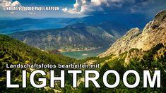 Landschaftsfotos in Lightroom bearbeiten - effektvolle Fotografie