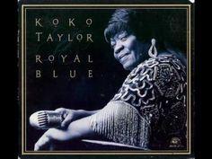 Koko Taylor-Old Woman