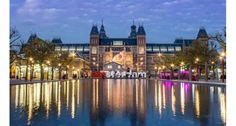 Party in the perpetual motion of Amsterdam's nightlife
