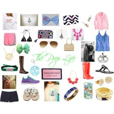 """""""The Prep Life"""" by raining-crystals on Polyvore"""