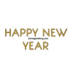 New Year Anime, Happy New Year Png, New Year Words, New Year Clipart, Picsart Png, Word Art, Good Day, Texts, Clip Art