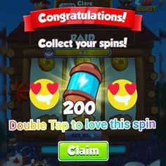 Coin master free spins coin links for coin master we are share daily free spins coin links. coin master free spins rewards working without verification Daily Rewards, Free Rewards, Bingo Blitz, Coin Master Hack, Miss You Gifts, Hacks, Coin Collecting, Slot Machine, Free Games