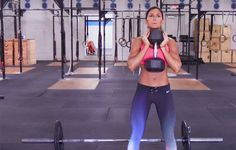 Chisel killer abs, shoulders, and legs with just 2 exercises